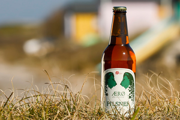1 Kasse Ærø Økologiske Pilsner