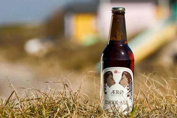 1 Kasse Ærø Økologisk Dark Ale